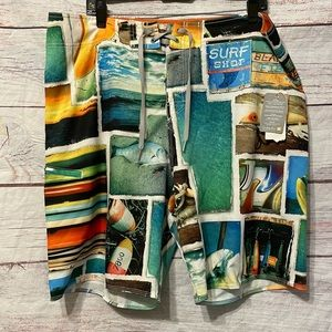 NWT Quiksilver Waterman Collection Board S…